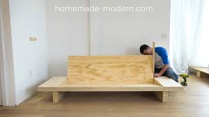 homemade modern homemade modern ep111 plywood table