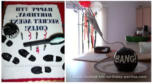 spy cake decorations home decor 2017