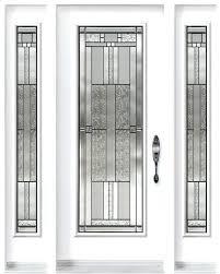 Glass Inserts For Exterior Doors 28 Exterior Door Wyskytech