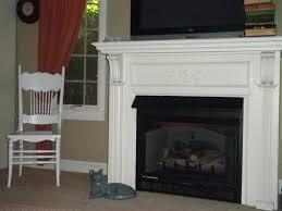 white oak fireplace mantels wood surrounds wooden surround