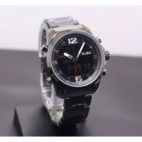 Jam Tangan Alba Digital best review of alba analog jam tangan pria stainless steel