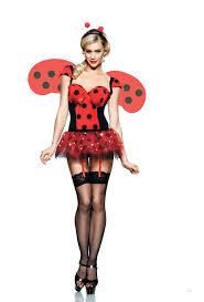 Halloween Costume Ladybug U0027til Midnight Stm 10326 Lovely Lady Bug Ladybug Costume