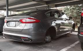 awd ford fusion 2014 ford fusion titanium 2 0l ecoboost awd pictures photo