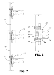 Schuco Curtain Wall Systems Patent Us20060016133 Hybrid Window Wall Curtain Wall System And