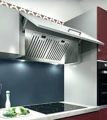la hotte de cuisine installer hotte cuisine design4034html pose dune hotte aspirante
