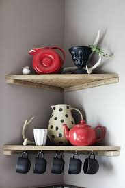 kitchen corner shelves ideas best 25 corner shelf ideas on diy corner shelf boys