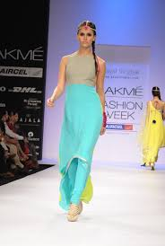 payal singhal indian wear collection ps fw147 fresh blue grey