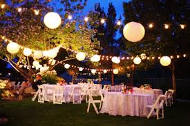 Wedding Ideas For Backyard Backyard Wedding Ideas And Tips Everafterguide