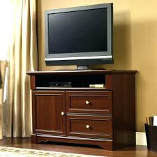 Corner Tv Cabinet For Flat Screens Tv Stand 45 Terrific Sauder Tv Stand Tv Stands Meijer Corner