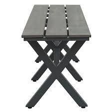 boaz modern outdoor bench eurway modern furniture
