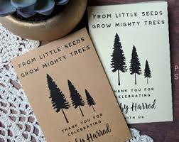 custom seed packets custom seed packets etsy