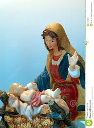 mother mary and baby jesus royalty free stock photography image