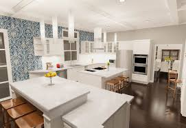 custom double island kitchen designs themoatgroupcriterion us