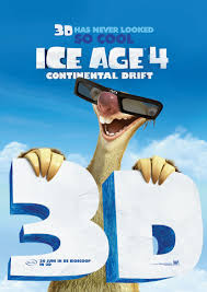 ice age continental drift 2012 movie posters joblo posters