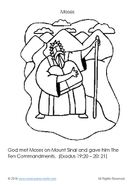 bible coloring pages moses 28 images bible coloring page baby