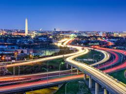 Street Map Of Washington Dc by D C U0027s 20 Best Views Mapped
