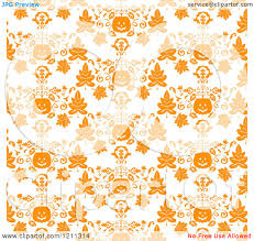 free halloween images on white background clipart of a background of orange halloween pumpkins and vines on
