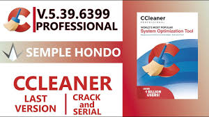 ccleaner serial key ccleaner 5 39 pro 2018 serial key ru youtube