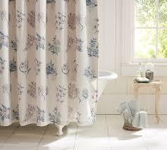Pottery Barn Kids Mermaid Shower Curtain Ocean Shower Curtain Pottery Barn Best Showers 2017