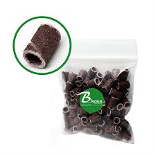 sanding bands 100 pcs coarse for use with electric nail drills