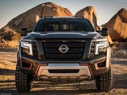 Nissan Titan Grill Nissan Titan Warrior Concept 2016 Pictures Information U0026 Specs