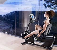Armchair Exercise Bike Exercise Bikes Nordictrack Com