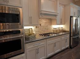 Kitchen Backsplash Ideas With Oak Cabinets Granite Countertop Designs With White Cabinets Backsplash Ideas