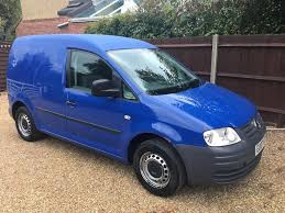 2007 volkswagen caddy van 1 9 diesel owned florist in burnham