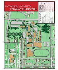 Clark College Map Thaddeus Stevens College 2013 14 Student Handbook By Thaddeus