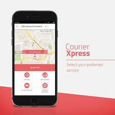 delivery service app courier on demand app script courier service app script
