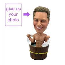 personalized gifts for him bathing theme personalized gifts custom bathing men figurines