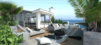 cristiano gatto design penthouse project n 151 haammss