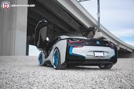 Bmw I8 Modified - gallery lowered bmw i8 on hre wheels plan your car