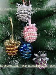 glitter ornaments using dollar store mop glow so easy and