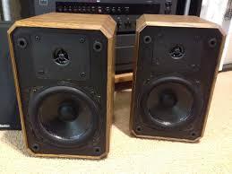boston acoustics home theater fs boston acoustics hd5 great condition techtalk speaker