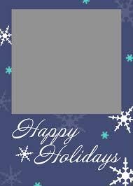 christmas card templates word ne wall