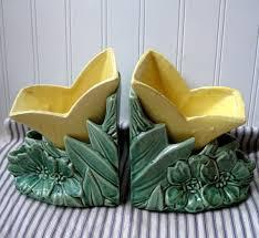 Mccoy Vase Value 177 Best Weller Hull Mccoy U0026 Others Vases Images On Pinterest