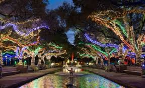 when do the zoo lights start houston zoo lights open through january 14