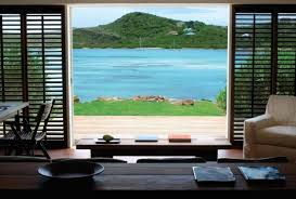 chambre vue sur mer le sereno hôtel 5 caraïbes guadeloupe martinique st martin