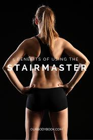 5 benefits of using the stairmaster the body book
