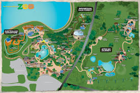 Oregon Zoo Map by Zoos Fort Wayne