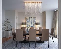 dining room crystal chandelier dining room crystal chandelier lighting elegant inspirations rooms