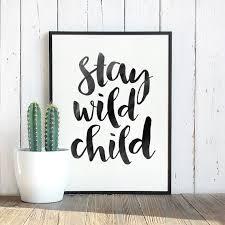 Printable Quotes Kids Room Print Printable Wall Art Kids Room - Kid room wall art