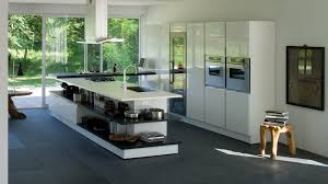 modern island kitchen charming neutral and modern kitchen island design with