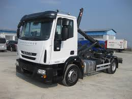 iveco eurocargo ml 120e21 4x2 roll off tipper automarket