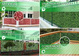 decoration outdoor artificial plants and trees