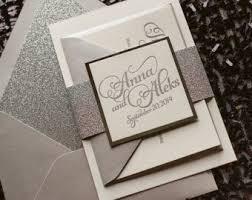 glitter wedding invitations burgundy and silver wedding invitations yourweek 791b27eca25e