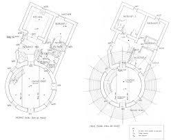 As Built Floor Plans Llancayo Windmill Restoration Project Project Plans