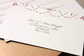 wedding invitations envelopes wedding invitation envelopes paperinvite