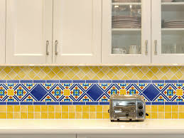 mexican tile backsplash kitchen talavera tile collection talavera tile kitchen